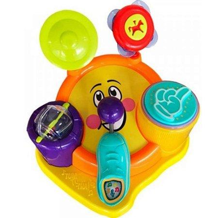 Brinquedo educativo Tum Tum Tha Baby TaTeTi - Calesita