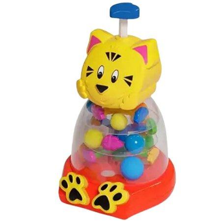 Brinquedo Educativo Infantil Pet Pix com Som/Luz - Calesita
