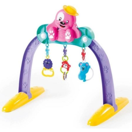 Centro De Atividades Infantil Baby Gym Pet Lilas - Calesita