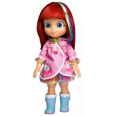 Boneca Rainbow Ruby com Capa – Baby Brink