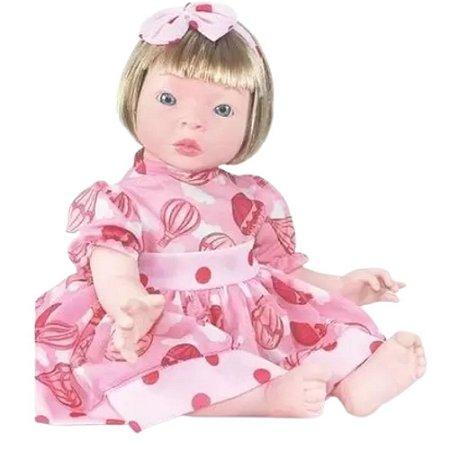 Boneca Lyra Chora e Balbucia como um Bebê - Sid Nyl