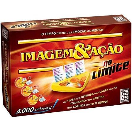 Jogo Imagem & Ação - No Limite A PARTIR DE 10 ANOS