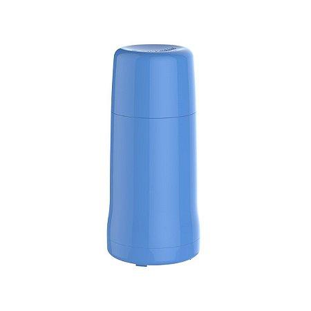 Garrafa Térmica Ônix Soprano 250ml Azul