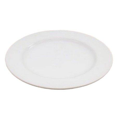 Prato Raso de Porcelana Schmidt 26cm - Legítima Porcelana