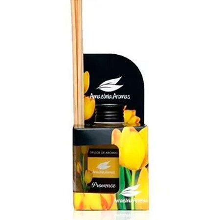 Difusor de Aromas 270ml Amazônia Aromas com 6 Varetas - Indústria Brasileira