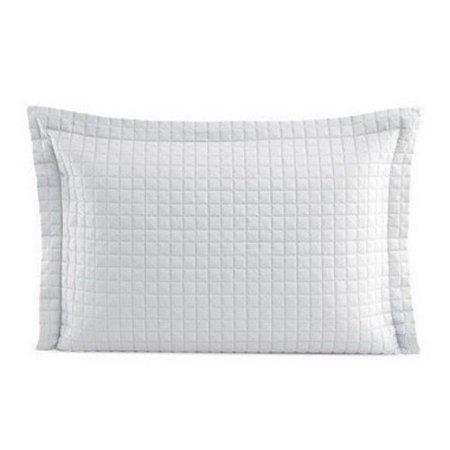Porta Travesseiro Pastilha Branco - Lavive