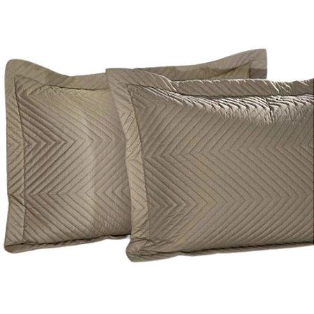 Porta Travesseiro 100% algodão 200 Fios VD 2 Peças – Corttex
