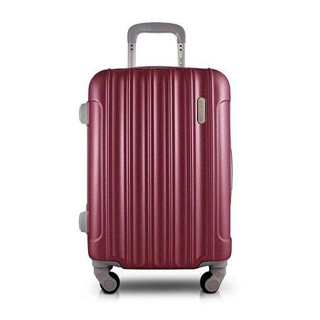 Mala De Viagem P ABS Trip Vinho Jacki Design