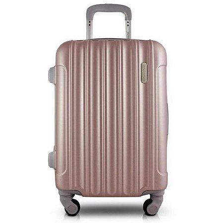 Mala De Viagem P Trip Rose Bordo Jacki Design