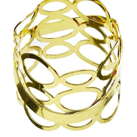 Anel de Guardanapo - Espanha Dourado - MIMO STYLE