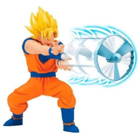 Boneco Goku Super Saiyan Dragon Ball Super - Mattel