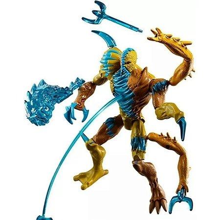 Boneco Mega Morphos Max Steel Connect Tek - Mattel