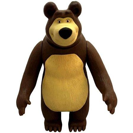 Brinquedo Urso de Vinil Masha e Urso - Estrela