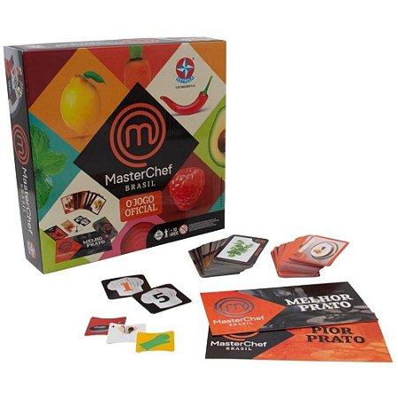 Tabuleiro MasterChef Brasil O Jogo Oficial - Estrela