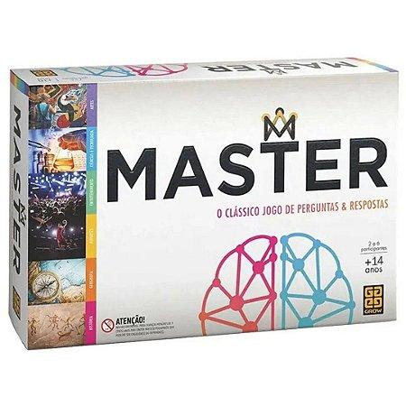 Jogo de Tabuleiro Educativo Master - Grow