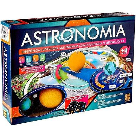 Jogo de Astronomia Educação e Experiência – Grow