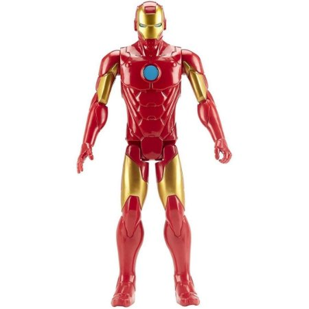 Boneco Homem de Ferro Vingadores Marvel 30cm - Hasbro