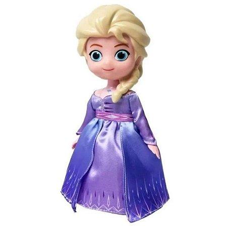 Boneca Dançarina Mágica Princesa Elsa Frozen Disney - Toyng