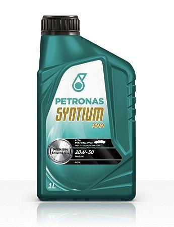 Oleo Motor 20w50 Petronas Syntium  Api Sl Mineral Petronas