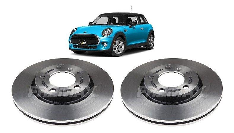 Disco Freio Dianteiro Mini Cooper 1.6 2012 2013 2014 2015
