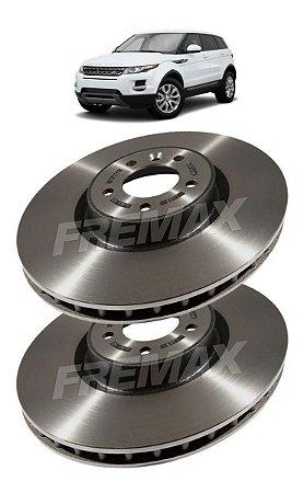 Disco Freio Dianteiro Range Rover Sport Vogue 2010 A 2018