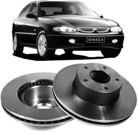Disco Freio Dianteiro Omega Australiano 3.6 3.8 V6 1998-2007