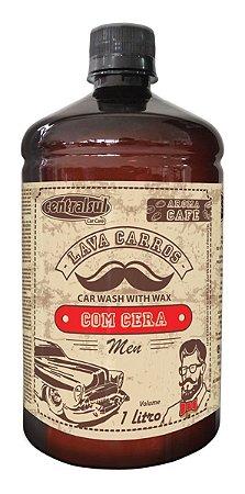 Lava Carro Com Cera 1 L Shampoo Xampu Automotivo Aroma Café