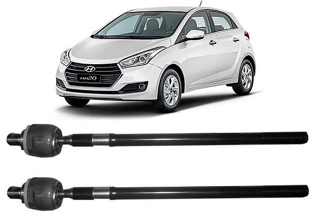 Articulação Barra Axial Hyundai Hb20 2012 2013 2014 2015 Par