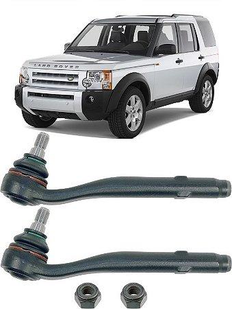 Terminal Ponteira Direção Range Rover 3 2003 a 2012 - Par