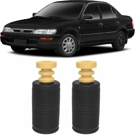 Kit Amortecedor Traseiro Toyota Corolla 1992 a 2001