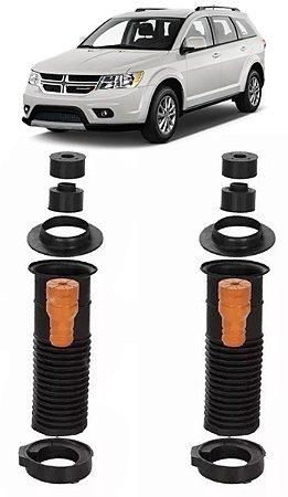 Kit Amortecedor Traseiro Completo Dodge Journey 2.7
