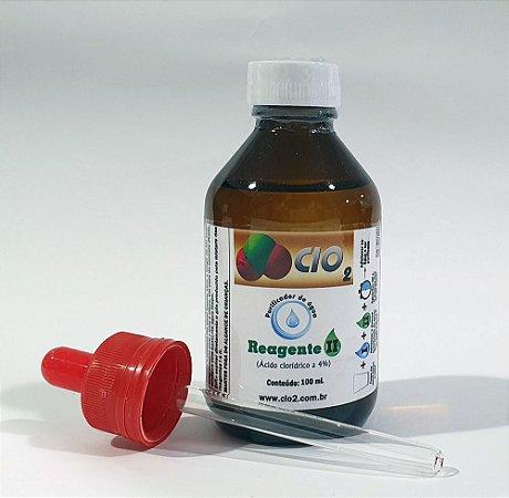 X HCL 4% - 100 mL - VIDRO