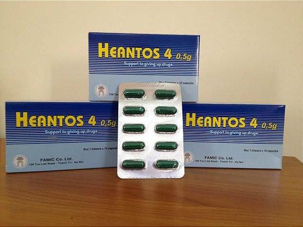 Heantos 4 (70 cápsulas)