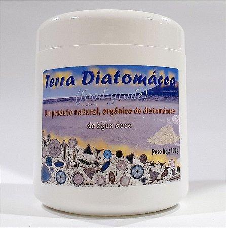 Terra Diatomácea - Food grade - 100 g