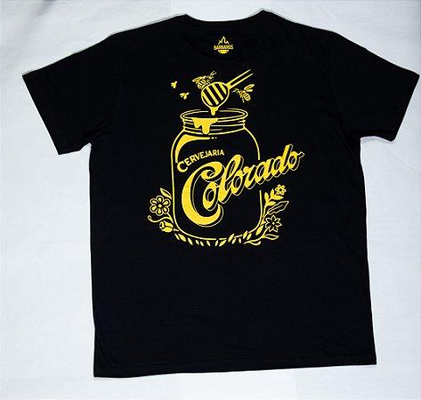 Camiseta Coleção especial Bárbaros + Colorado: Mel do Urso