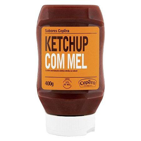 Ketchup Com Mel Sabores Cepêra 400g