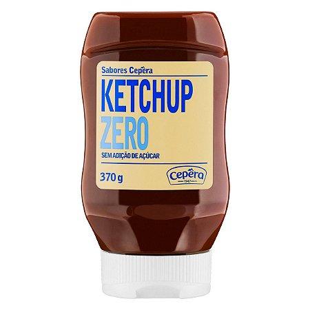 Ketchup Zero Sabores Cepêra 400g