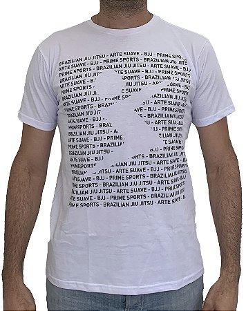 Camiseta T-Shirt Prime Logo 2021 Branca