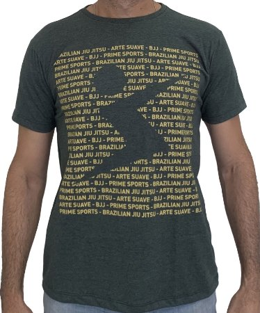 Camiseta T-Shirt Prime Logo 2021 Verde