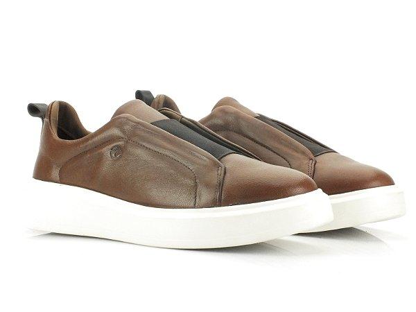 Tênis Sneaker Teselli Joká II Marrom 16451