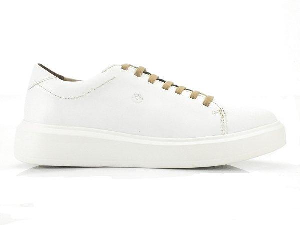 Tênis Sneaker Teselli Madero II Branco 16026