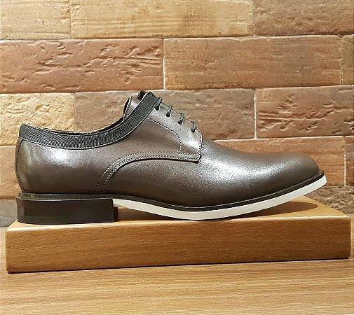 Sapato Casual Teselli Belmont Grafite