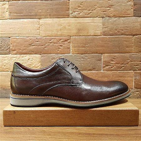 Sapato Casual Teselli Vibord Café
