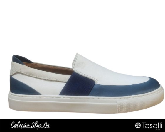 Slipon Teselli Tacona Off White 398505