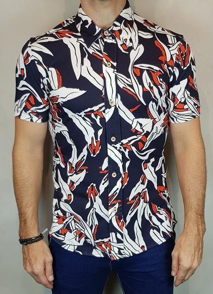 Camisa Estampada Teselli by M-Art