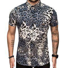 Camisa Teselli by Paradise Leopardo