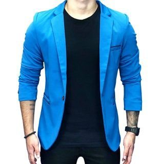 Blazer Teselli by Paradise Azul Luxo