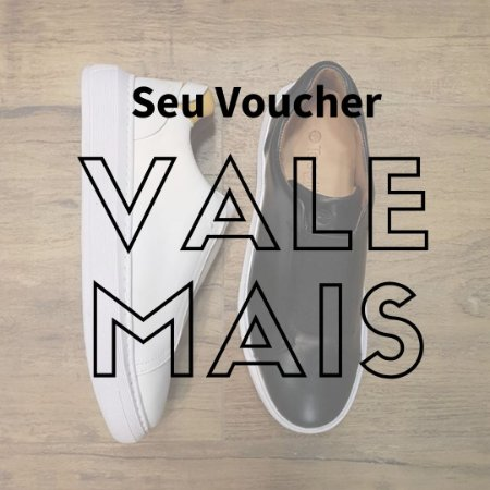Voucher R$50,00 - Valor para Troca R$80,00