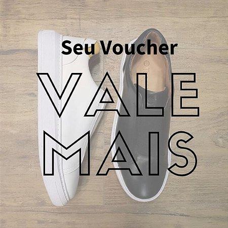 Voucher R$300,00 - Valor para Troca R$400,00