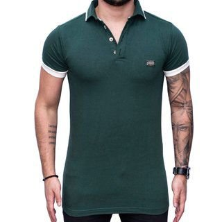 Camisa Polo Teselli by Paradise Verde